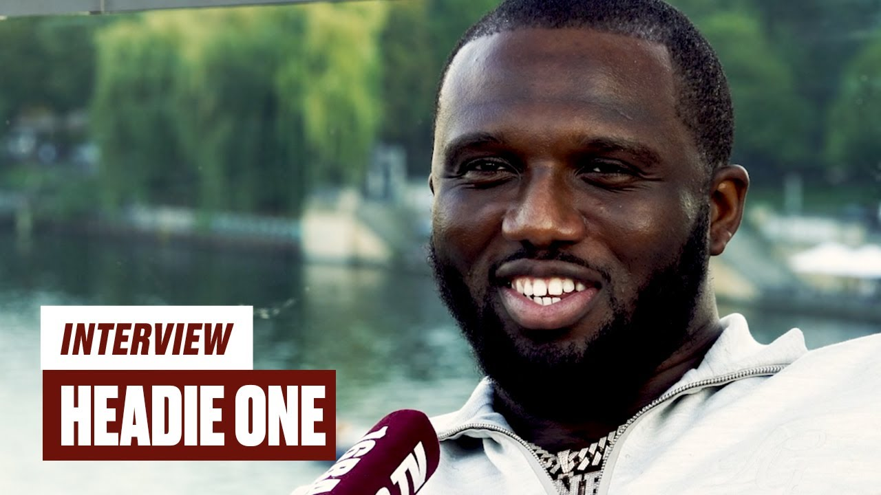 "Headie One Interview: Upcoming Album ""Edna"", Drake Collab, Top 5 Rappers  & First Lyrics 