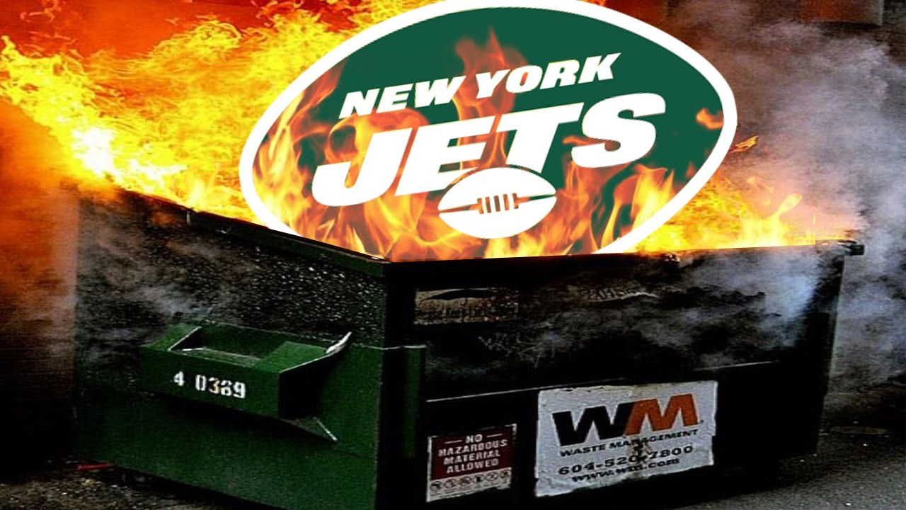 How the NY Jets Became an ABSOLUTE DUMPSTER FIRE with No End in Sight