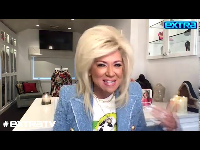 How Theresa Caputo Is Adjusting Her Medium Readings During COVID-19 Pandemic