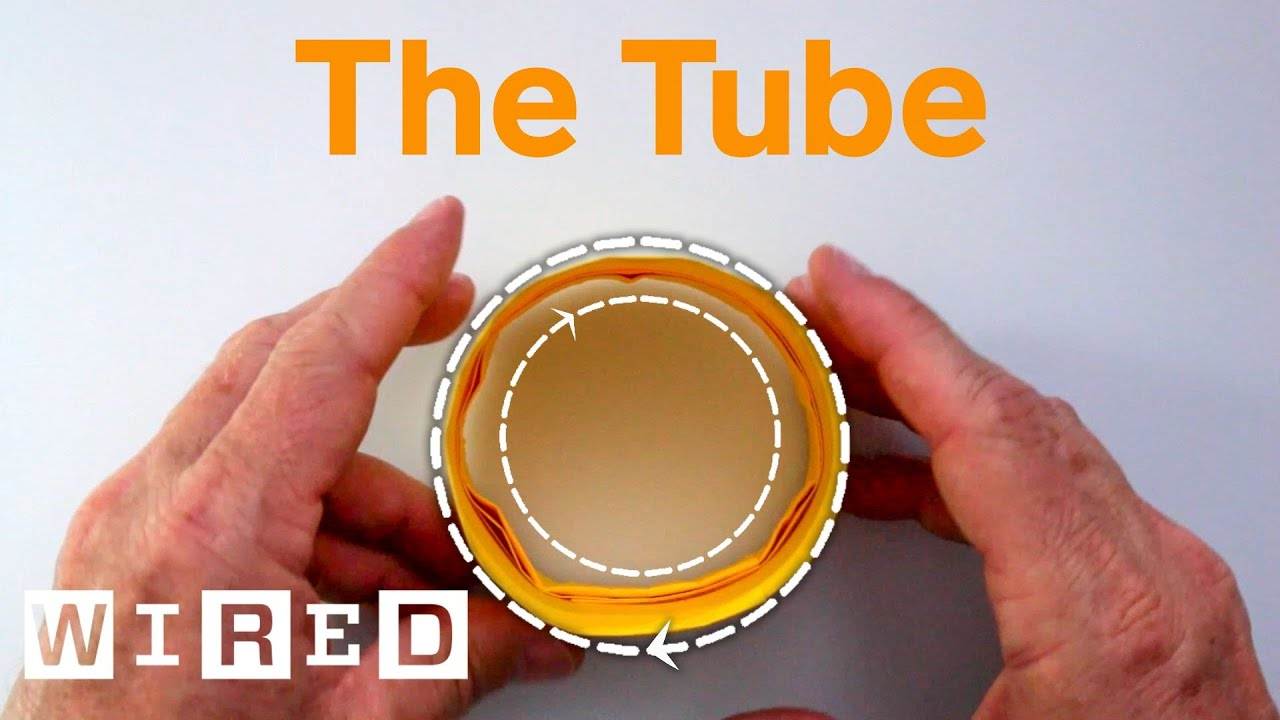 How to Fold the 'Tube' Paper Airplane | WIRED