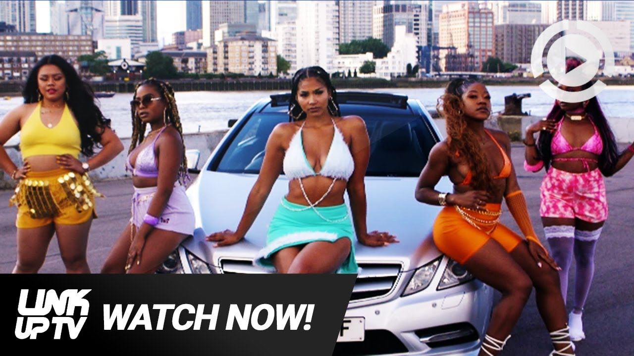 Inkra Debelle – Nah Remix Ft. New Faith [Music Video] | Link Up TV