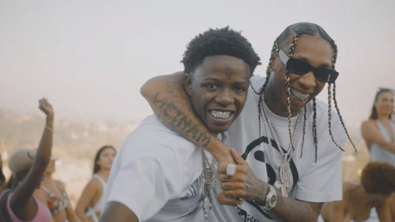 Jackboy & Tyga - Aggy (Official Video)