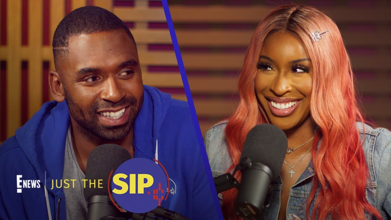 Jackie Aina: From U.S. Army Vet to Beauty Influencer | Just The Sip | E! News