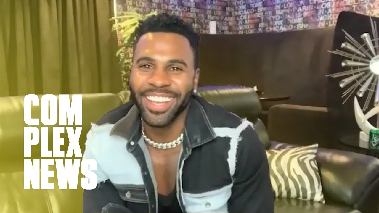 "Jason Derulo On Making $75K+ Per TikTok, Knocking Someone Out and New Singles ""Coño"" & ""Savage Love"""