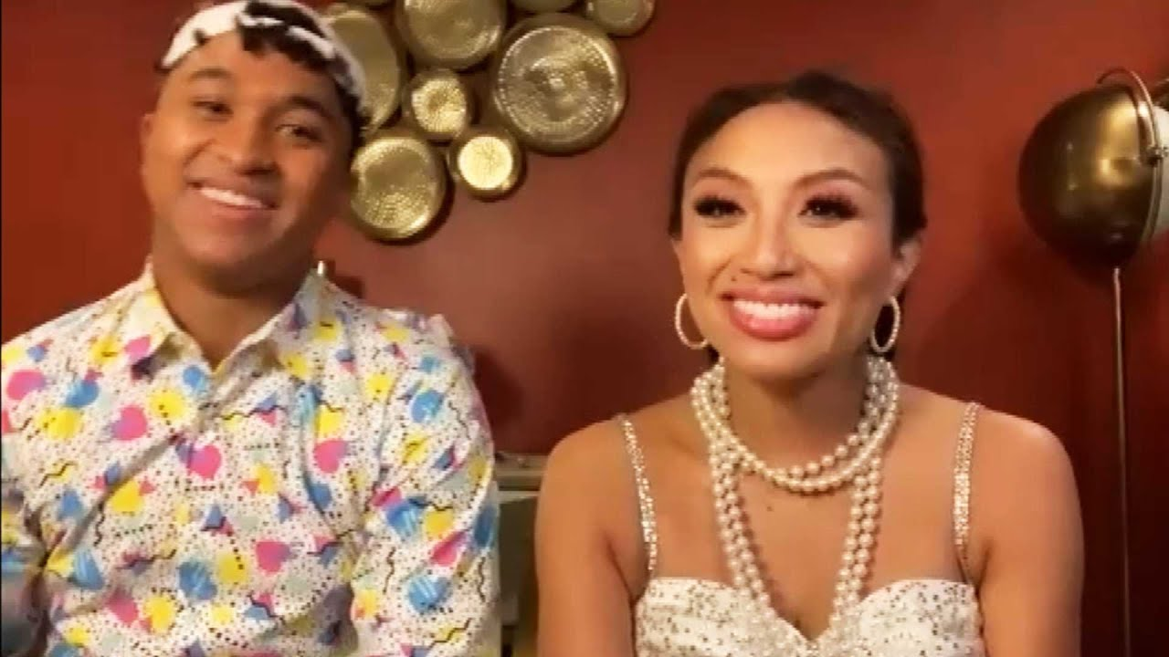 Jeannie Mai Explains SUBMISSIVE Marriage Comments (Exclusive)