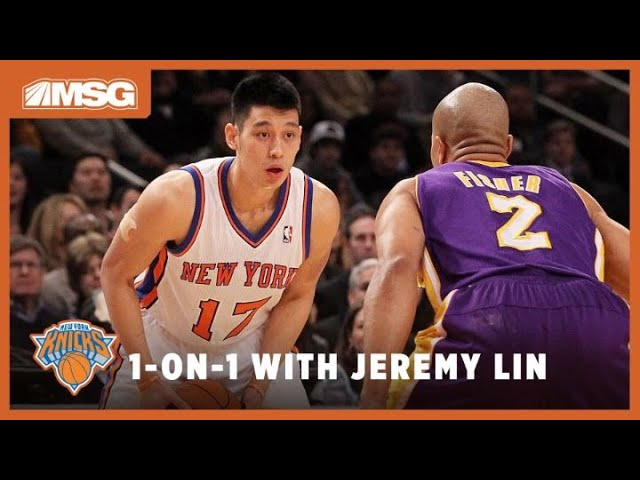 Jeremy Lin on Pressure of Linsanity, Wild Games vs Lakers, Raptors | Part 2 of Breen's Chat With Lin