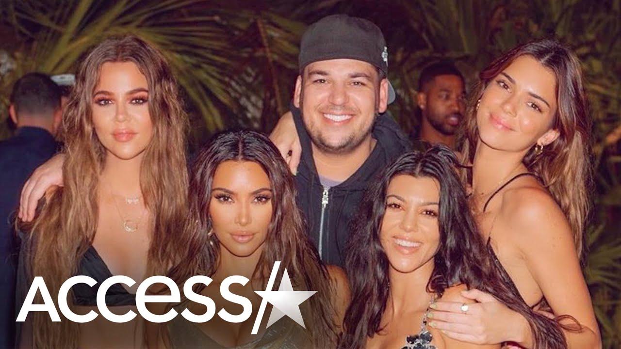 Kim Kardashian Rents Private Island For 40th Bday Trip