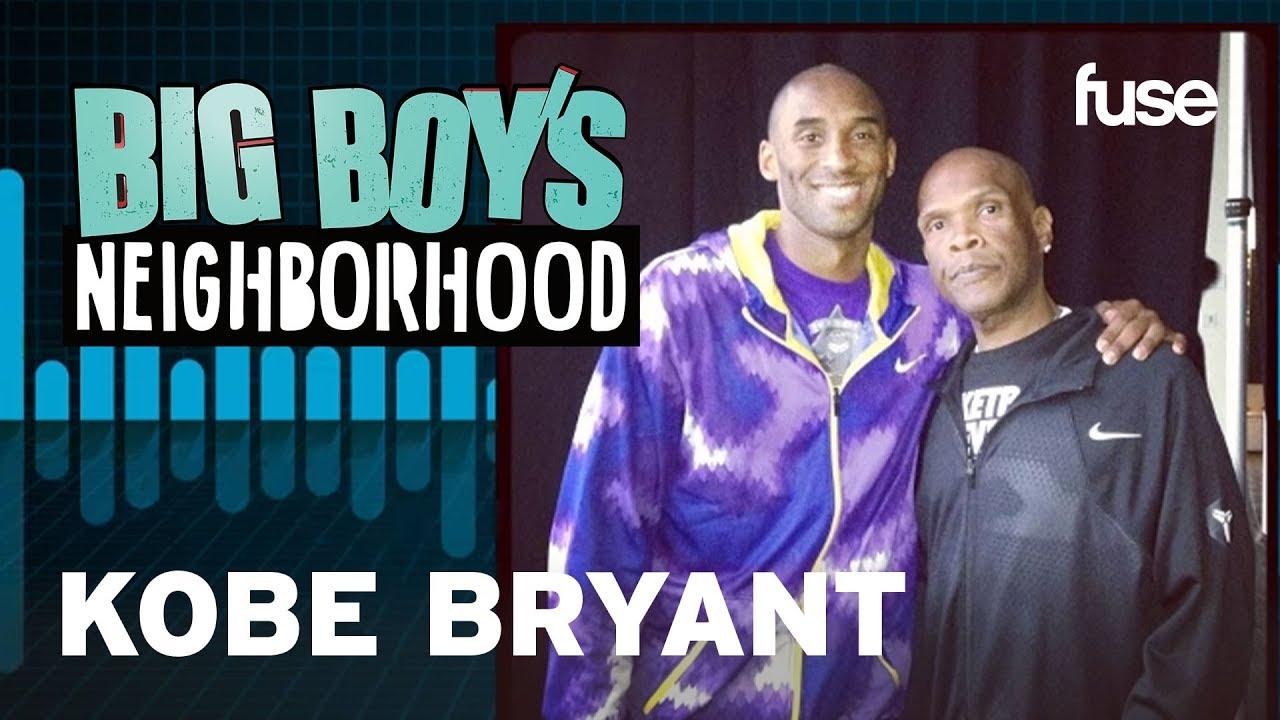 Kobe Bryant's Mission to End Homelessness | Big Boy x Fuse