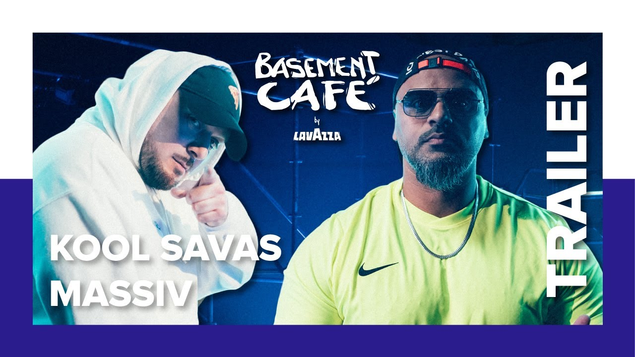 Kool Savas & Massiv: Großes Interview im Basement Café 1/2 | TRAILER