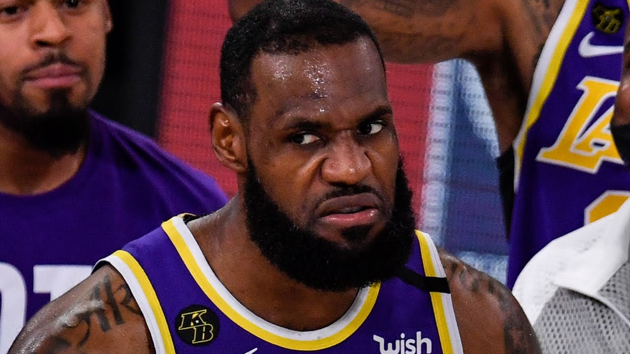 LeBron James DESPERATE To Win NBA Finals QUICKLY Because He Is Sick Of Being Inside NBA Bubble