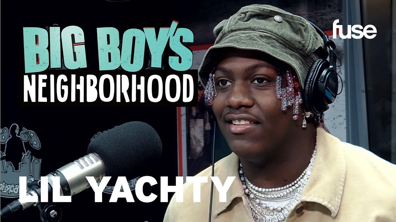 Lil Yachty Talks Drake, Boprah, and the Backlash to Wearing a Dress | Big Boy x Fuse