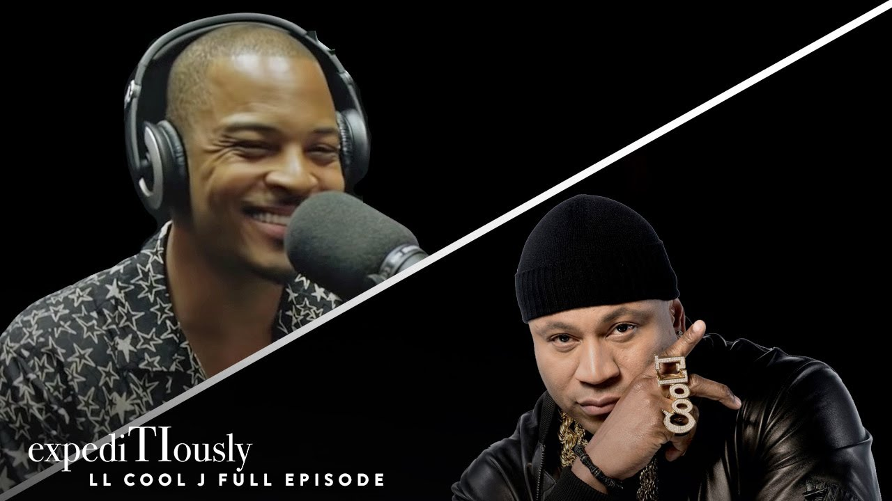 LL Cool J: The OG GOAT | expediTIously Podcast
