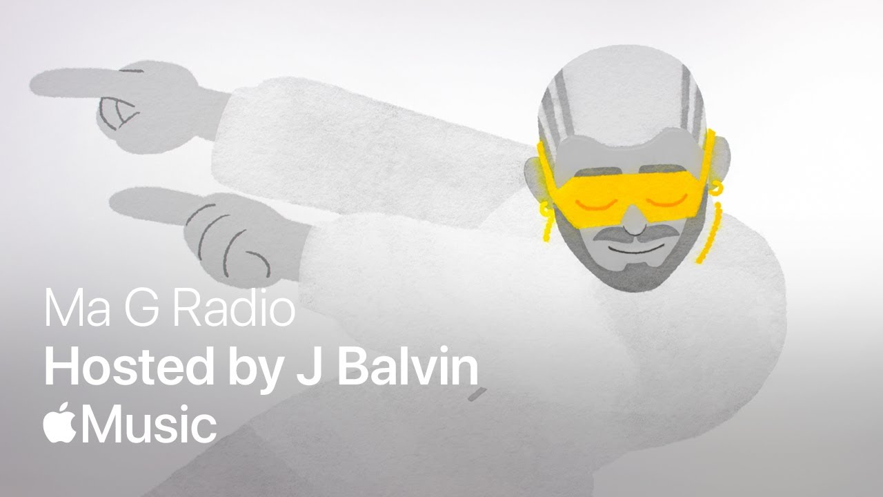 Ma G Radio: Hosted by J Balvin | Apple Music