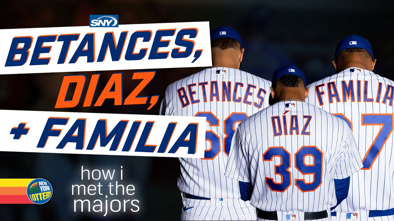 Mets pitchers Diaz, Familia, and Betances remember being called up | How I Met The Majors | SNY