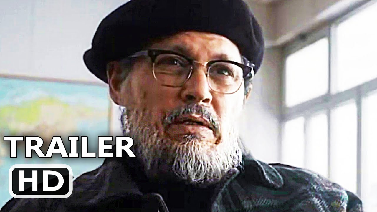 MINAMATA Official Trailer (2021) Johnny Depp, Bill Nighy, Drama Movie HD
