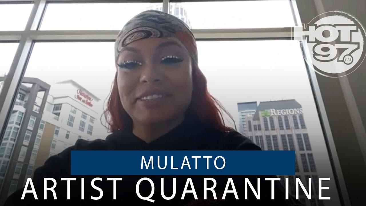 Mulatto Reacts To XXL Freshman List + Speaks On Nicki Minaj, Working w/ Gucci Mane, & 'WAP'