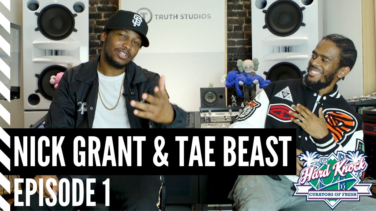 Nick Grant and Tae Beast on Making Music That Reflects The Times, New EP, Creative Process, Lyrics