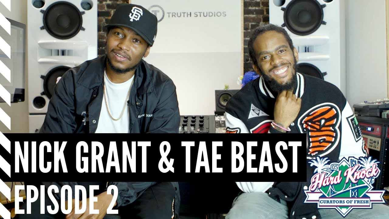 Nick Grant and Tae Beast on Police Brutality, Being Overlooked, Rappers with Ghostwriters, Sampling