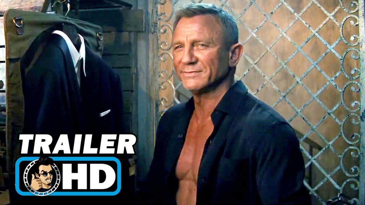 "NO TIME TO DIE ""Omega"" Trailer | NEW (2020) Daniel Craig, James Bond"