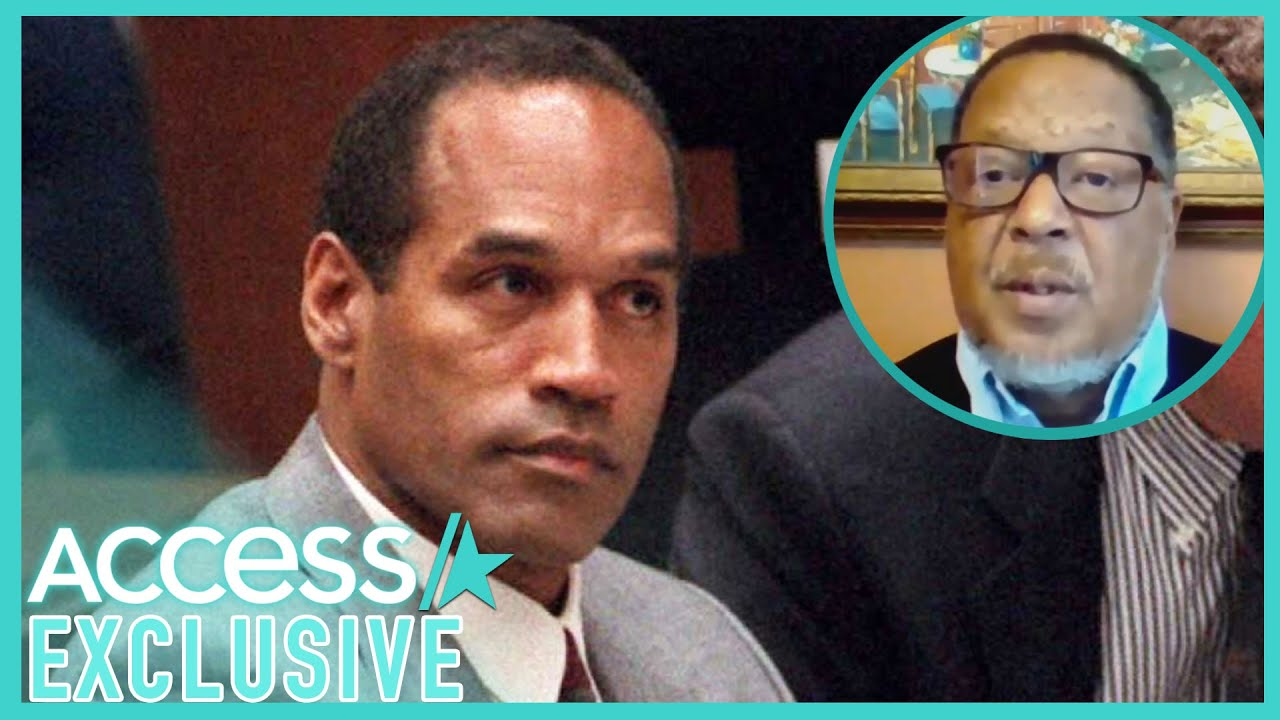 O.J. Simpson's Former Friend Looks Back 25 Years After Verdict