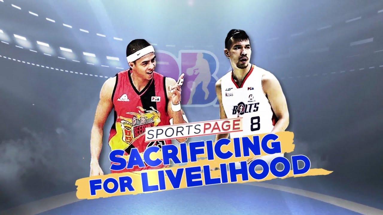PBA Bubble: Sacrificing for Livelihood | Sports Page