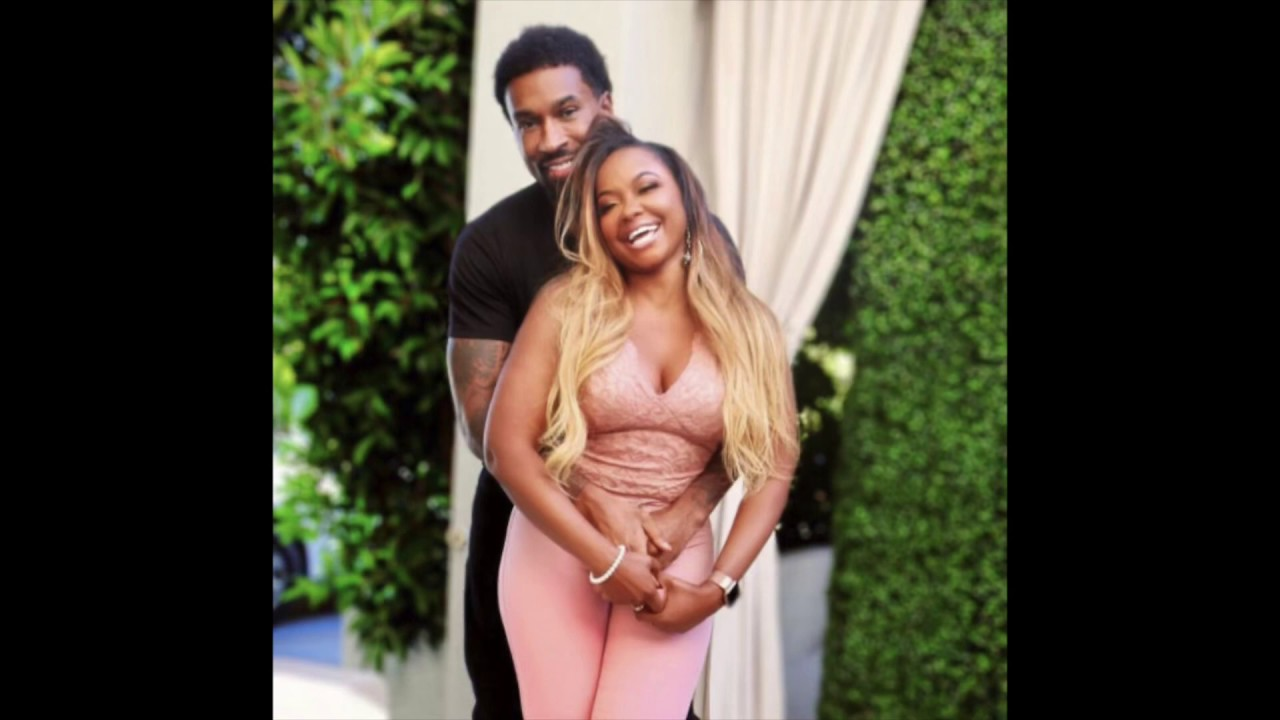 Phaedra Parks On Why She Hasn't Had Sex W/ Boyfriend Medina: I Didn't Want To Be Blinded By Passion