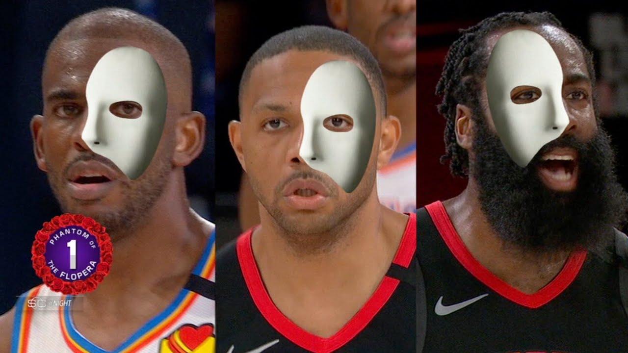 Phantom of the Flopera: The NBA Bubble's Top 10 Flops | SportsCenter