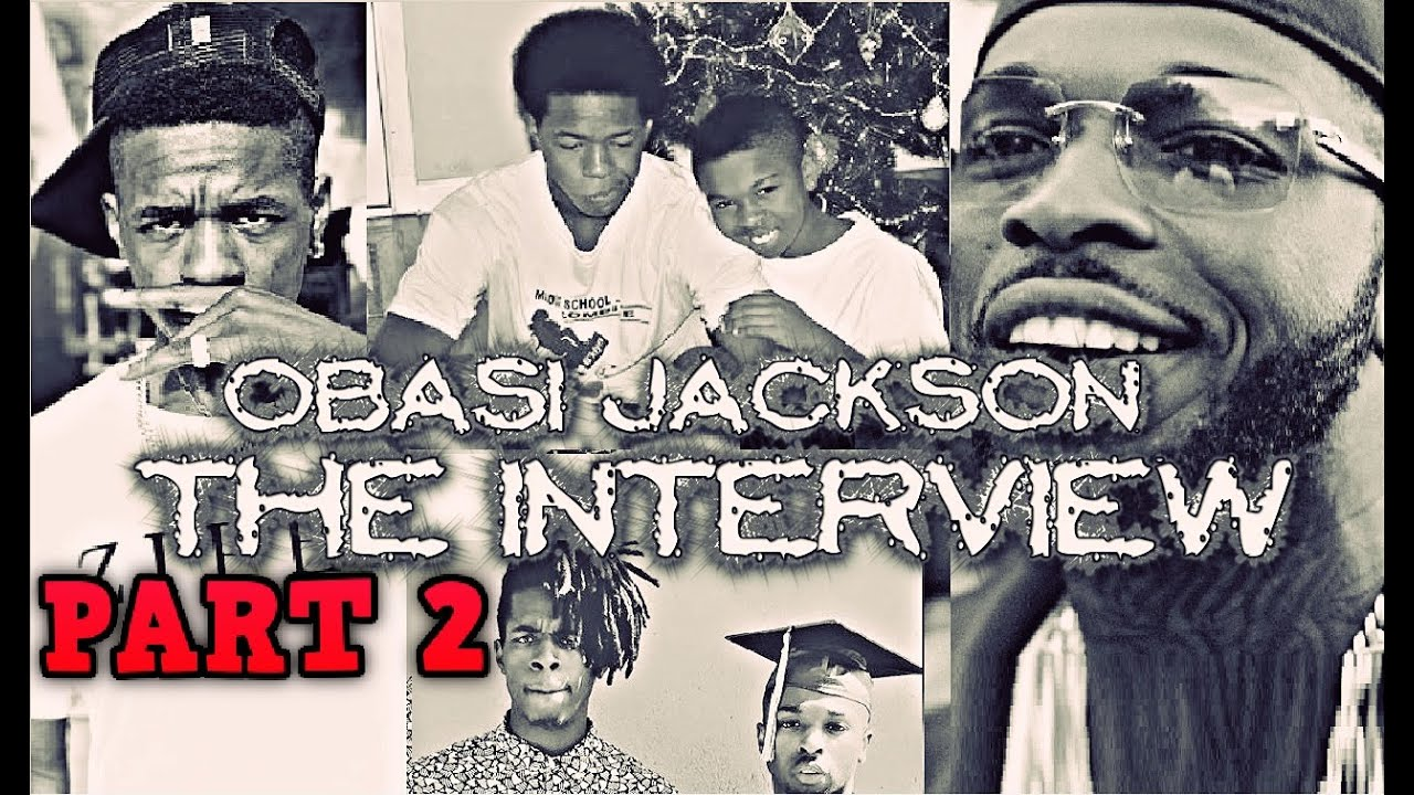 Pop Smoke Brother (Obasi Jackson) INTERVIEWS Blessone Speak on Mike Dee, Woo, Fivio | IsmokeHiphop