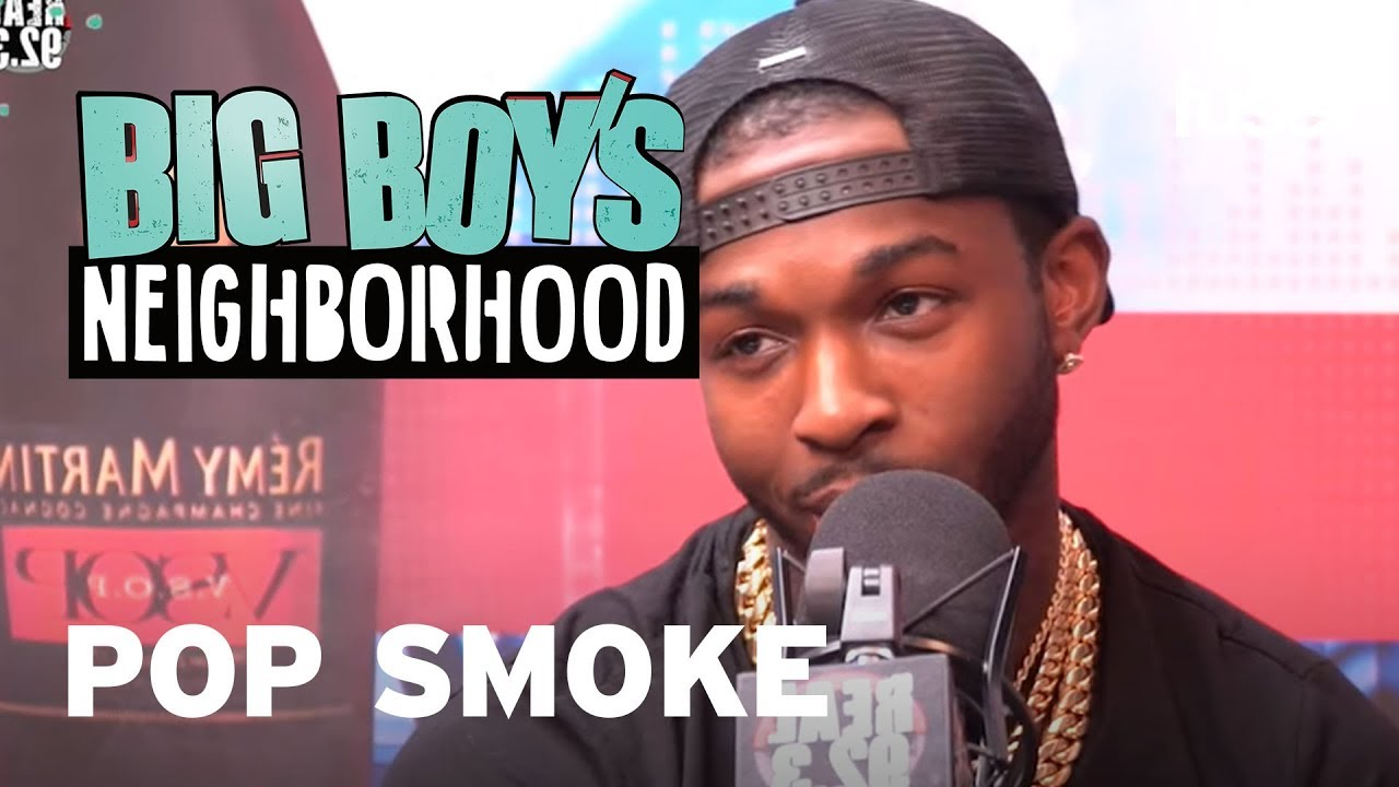 Pop Smoke On Remaining Humble & Shares His Love for New York | Big Boy x Fuse