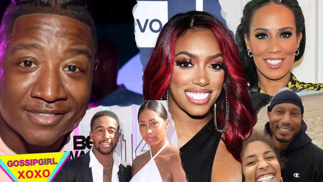 Porsha Williams & Tanya Sam EXPOSED 4 cat eating, Yung Joc Shades Lil' Fizz, April & Ari Boyfriend