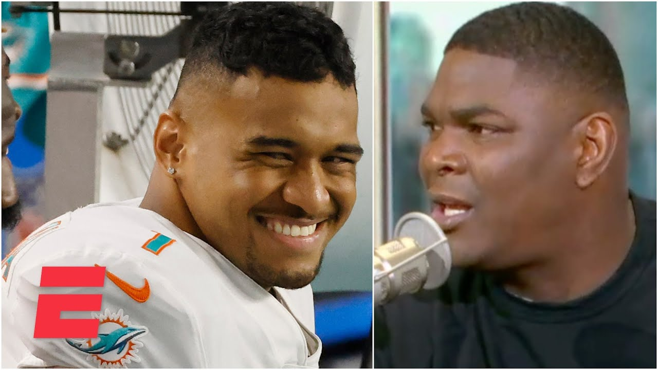 Reacting to Tua Tagovailoa taking over as the Dolphins' starter | KJZ