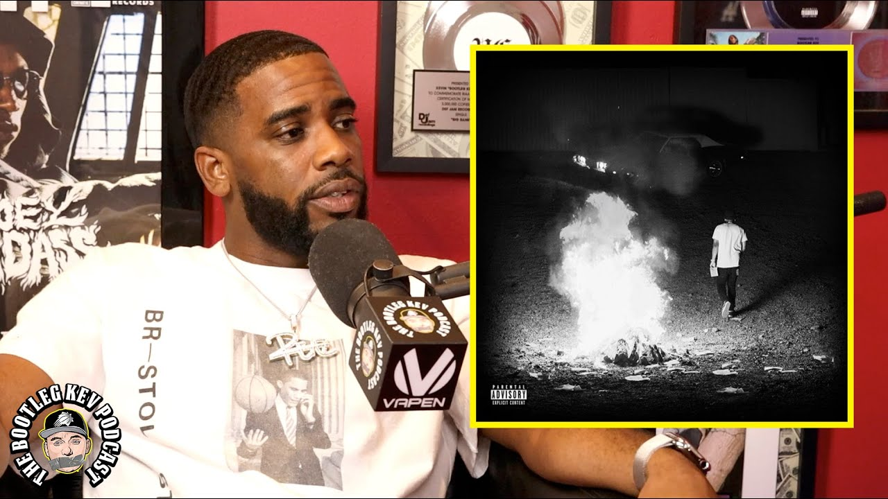 """Reason on process of creating his project """"New Beginnings"""" (The Bootleg Kev Podcast)"""