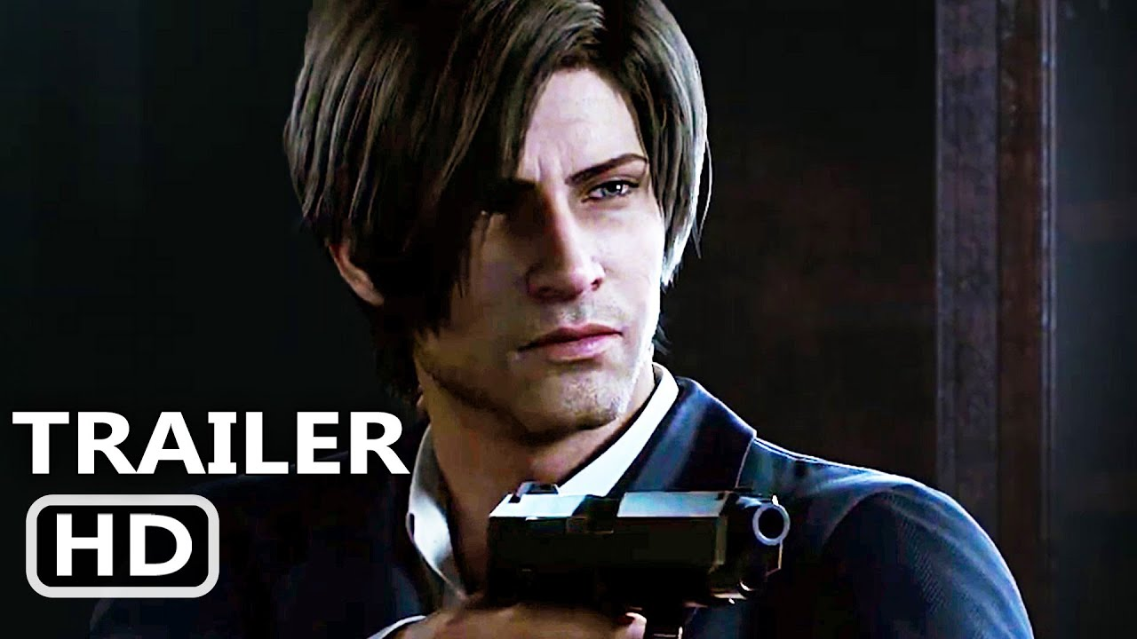 RESIDENT EVIL: INFINITE DARKNESS Trailer (2021) Netflix Series HD