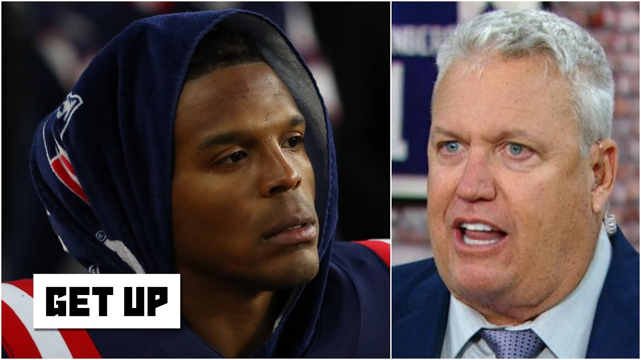 Rex Ryan blasts Cam Newton's 3-INT game: 'It's just awful ... this is a disaster!' | Get Up
