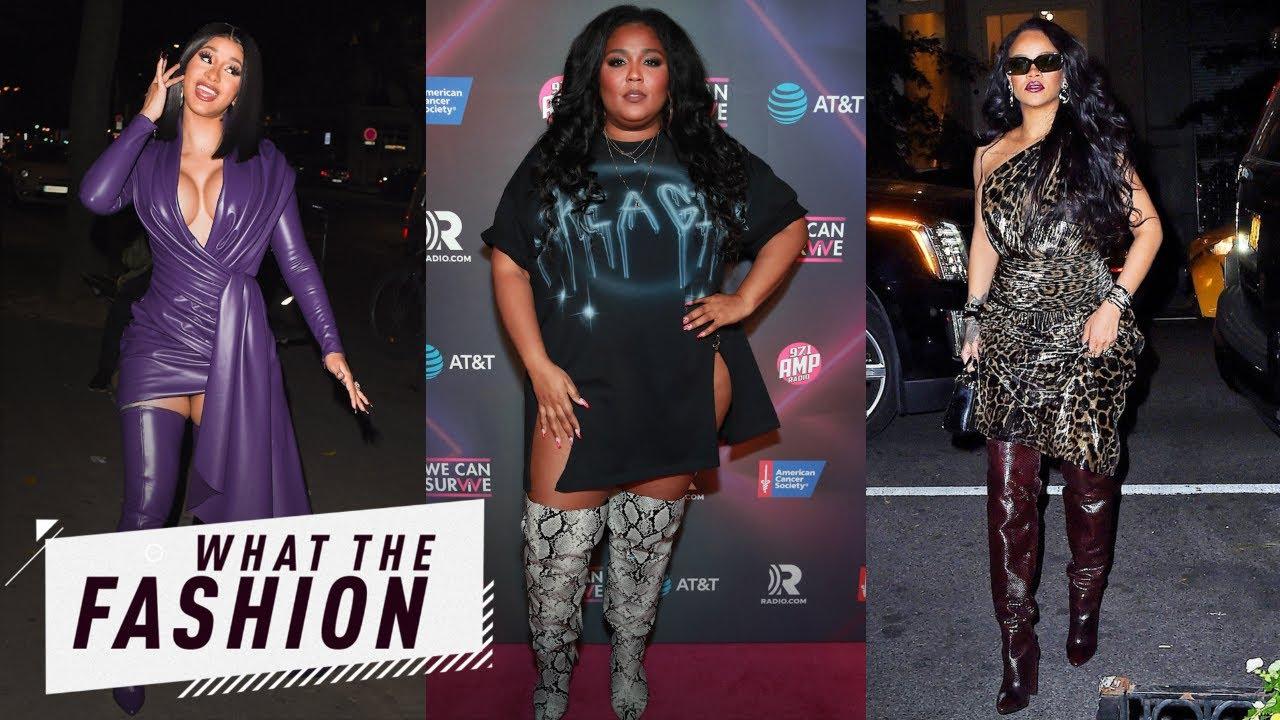 Rihanna's Thigh Risk, Thigh Reward | What the Fashion | S2, Ep. 36 | E! News