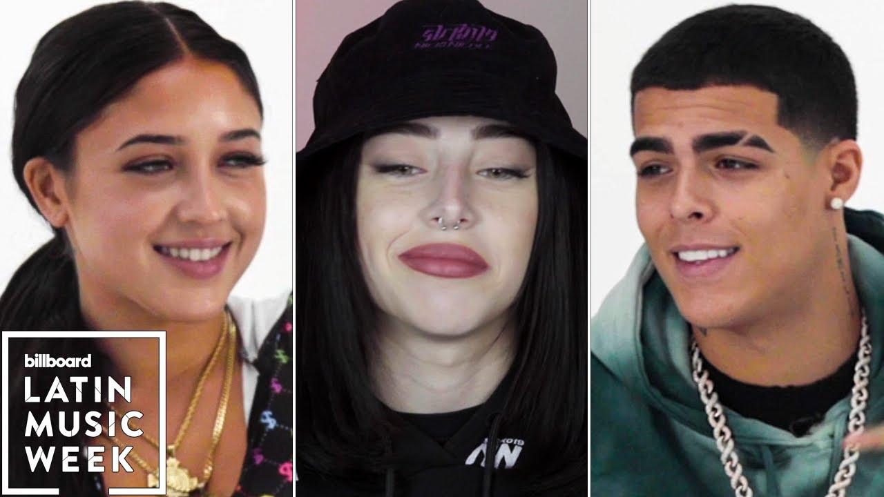 Rising Stars: Jhay Cortez, Lunay, Nicki Nicole, Mariah Angeliq, Natanael Cano | Billboard Latin Week
