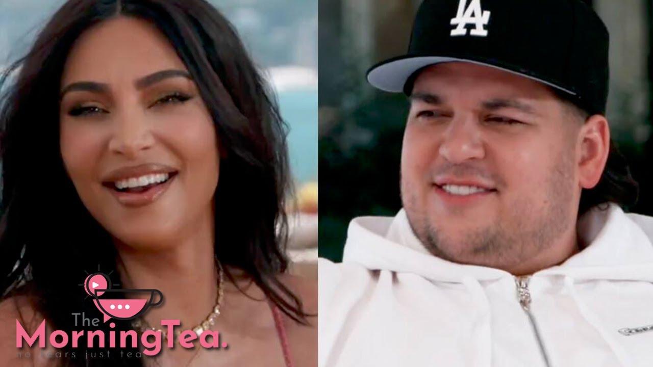 Rob Kardashian RETURNS To KUWTK For Kim Kardashian's Birthday Special! | #TMTL