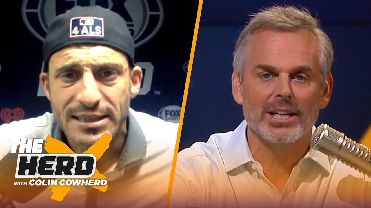 Rodgers' play is strong but he lacks leadership, Dalton starts w/ Dallas — Gottlieb | NFL | THE HERD