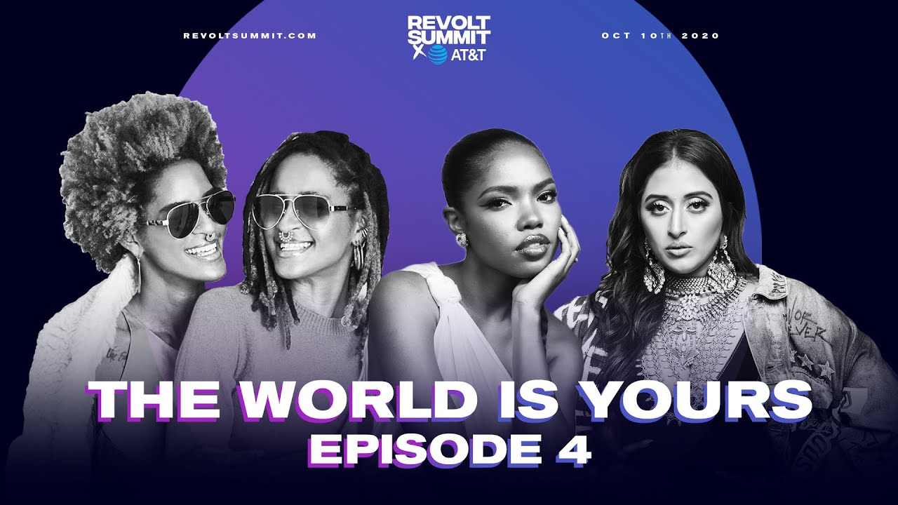 """Ryan Destiny, Raja Kumari and Coco And Breezy – """"The World Is Yours"""" Episode 4 