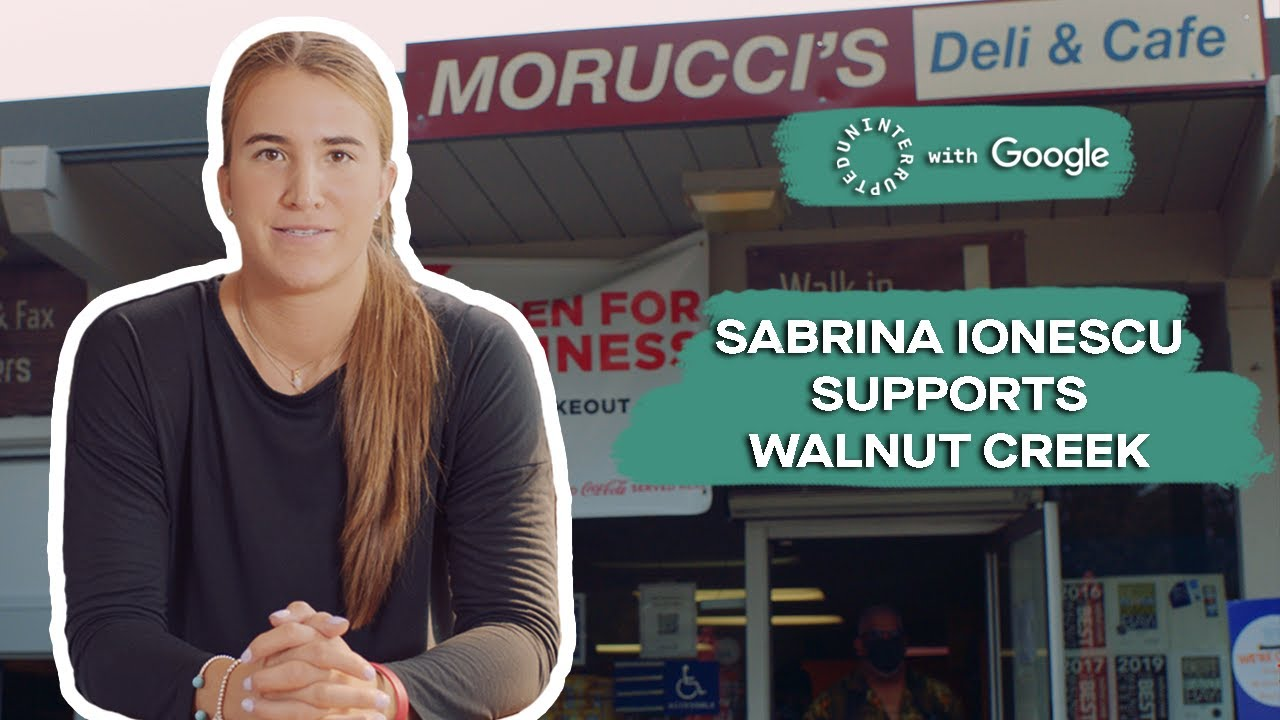 Sabrina Ionescu Knows The Best Deli in the Bay Area
