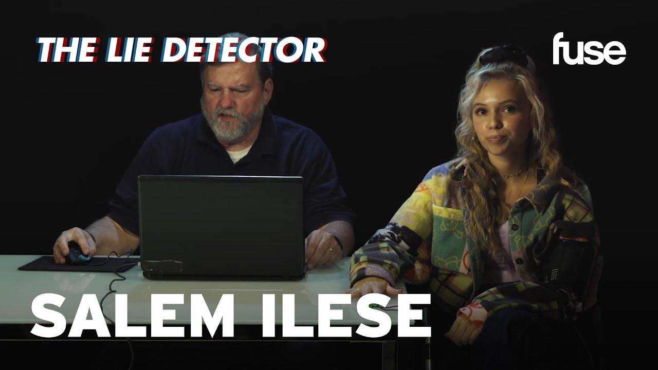 "Salem Ilese Takes A Lie Detector Test: Why Is She Really ""Mad At Disney""? 