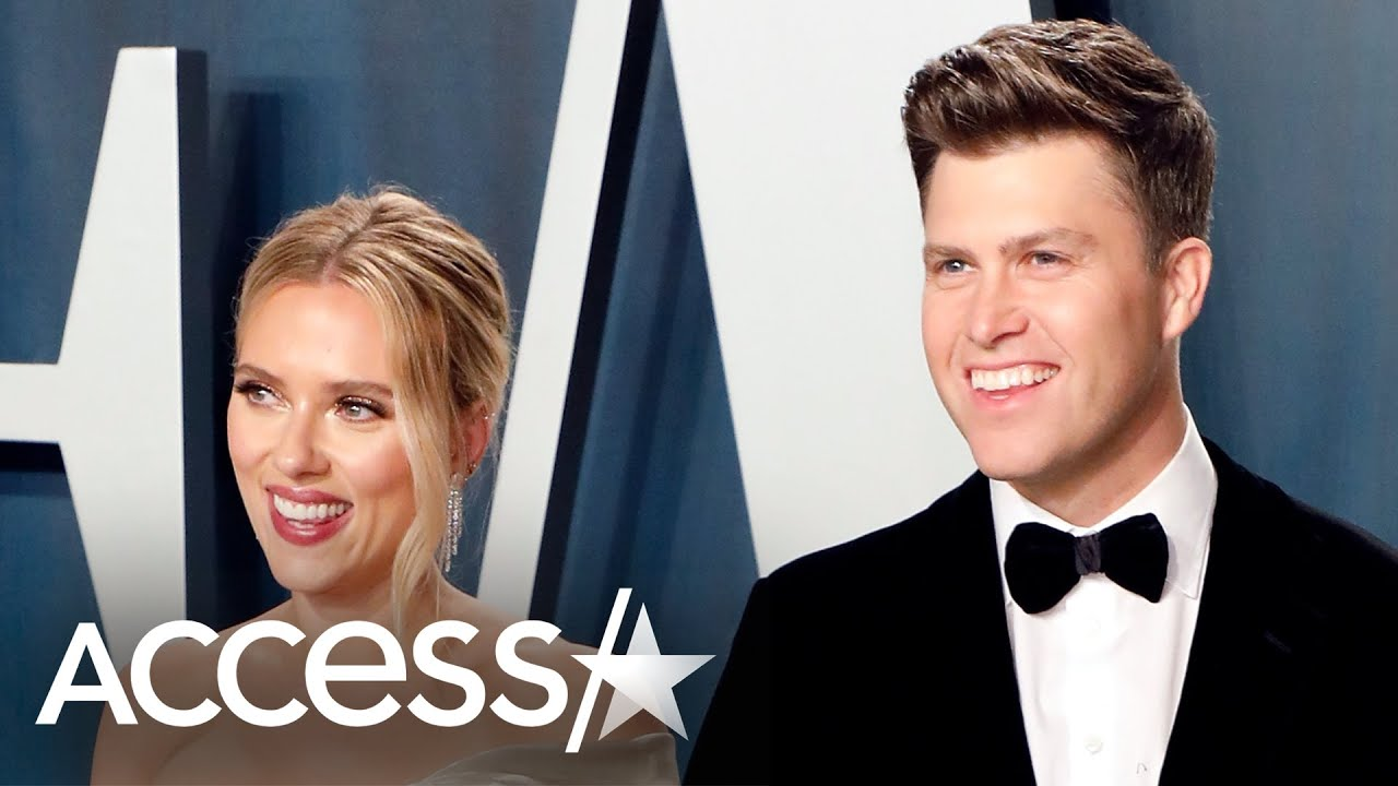 Scarlett Johansson & Colin Jost Marry In Intimate Ceremony