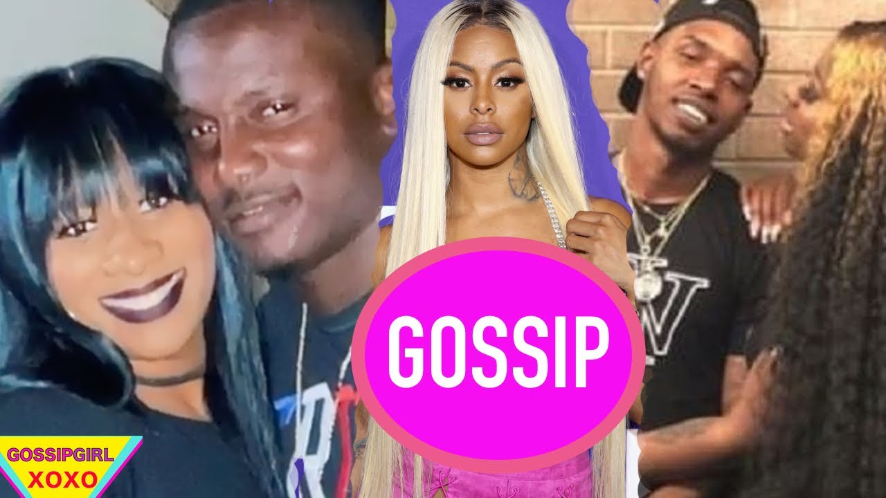 Supa Cent Ex BF Lou is jealous of her new MAN, Alexis Sky & Mulato drama, Keyshia Cole new man alert