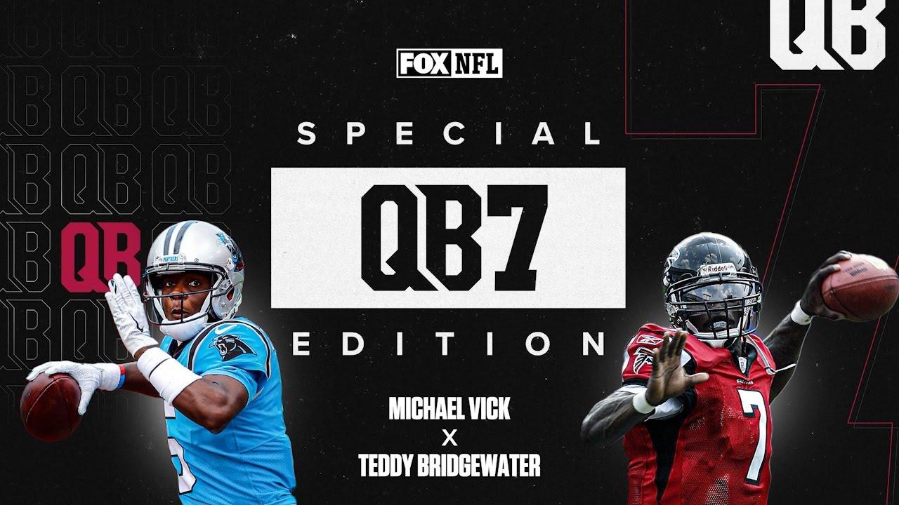 Teddy Bridgewater x Michael Vick | QB7