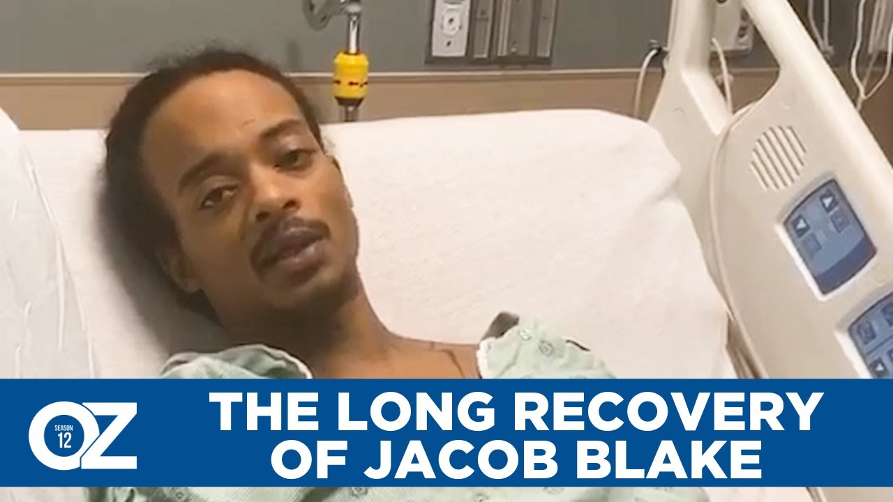The Long Recovery Of Jacob Blake
