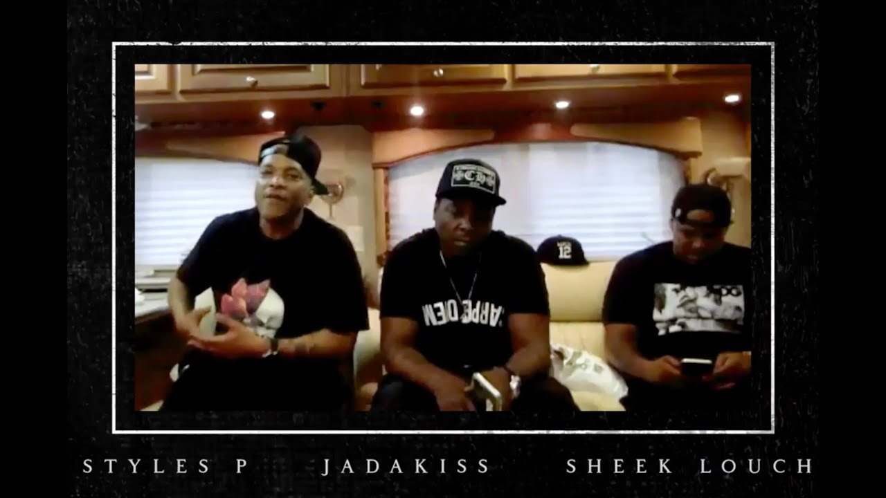 """The LOX presents """"Living Off Xperience"""" Podcast: The DMX & Swizz Beatz episode"""