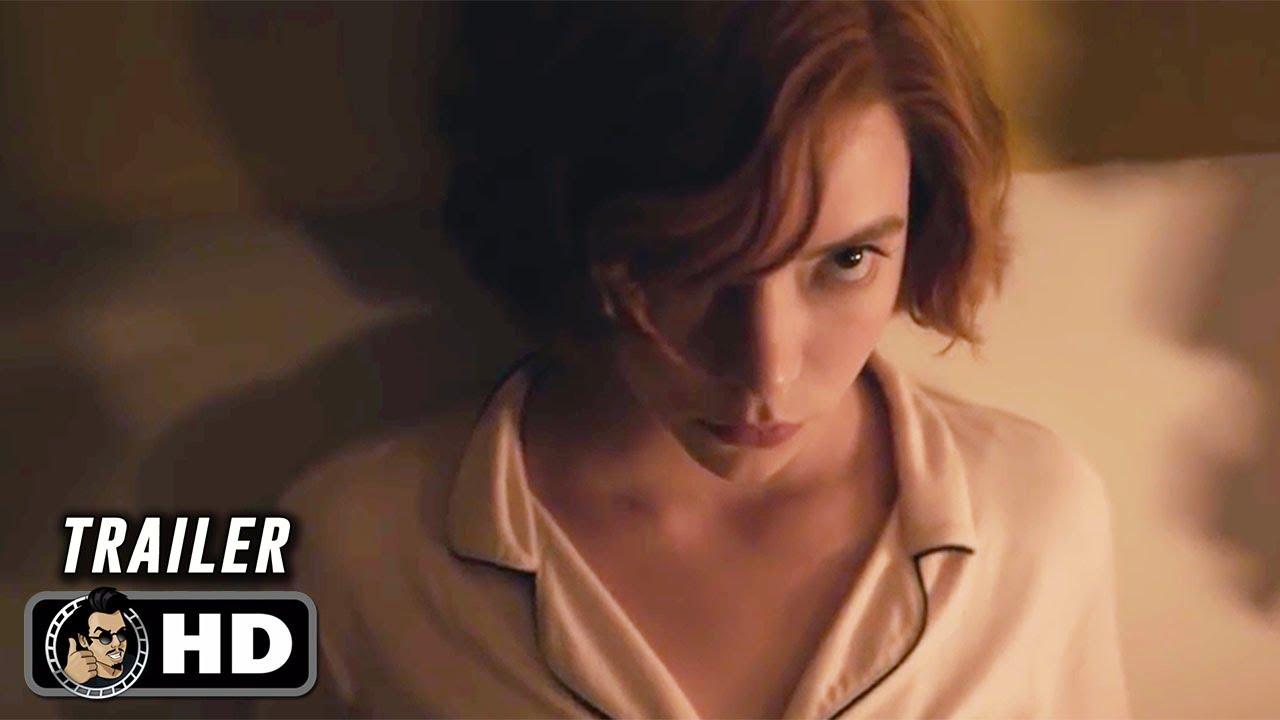 THE QUEEN'S GAMBIT Official Trailer (HD) Anya Taylor Joy