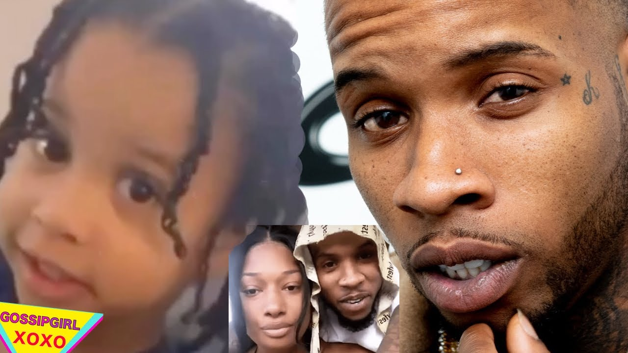 Tory Lanez says Goodbye to his son, while gettin his lawyer & Father to come for Megan Thee Stallion