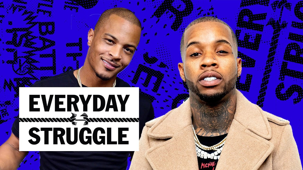 Tory Lanez Says He's Innocent, Busta Calls Out T.I., Pandemic Affecting Rappers? | Everyday Struggle