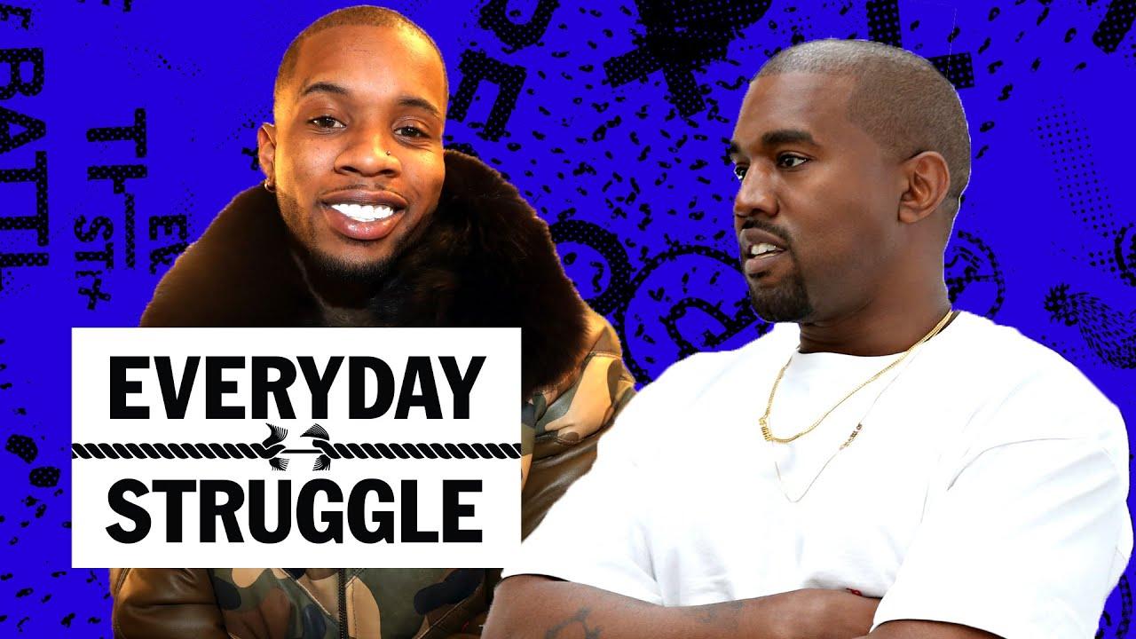 Tory Lanez Shot Megan Thee Stallion? Kanye's Presidential Rally, Drake & Khaled | Everyday Struggle